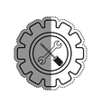 Construction tools equipment vector image vector image