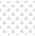 eolic turbine pattern seamless vector image