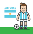 ARGENTINA-soccer-player