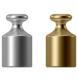 calibration weight vector image vector image