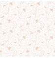 Vintage beige turkish floral seamless