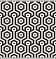 seamless stripes pattern modern stylish texture vector image vector image
