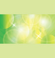 green yellow background vector image vector image