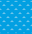 lingerie fashion pattern seamless blue vector image vector image