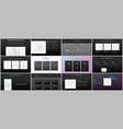 Minimal presentations portfolio templates