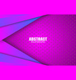 modern colorful abstract background vector image vector image