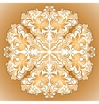 pattern of ethnic ornament for design vector image vector image