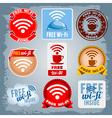 Free Wi-Fi vector image