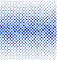 Blue abstract dot pattern background design