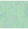 Wavy marine pattern vector image vector image