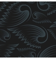 Seamless Pattern with Wings vector image vector image
