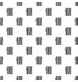 beach towel pattern seamless vector image