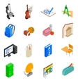 Education and knowledge icons set vector image
