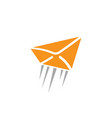 postmail logo vector image vector image