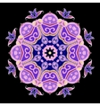 Abstract Hand-drawn Mandala 5 vector image vector image