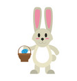 easter related icon image vector image vector image