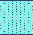 pattern-rond-blue vector image