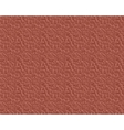 Seamless texture leather vector image vector image
