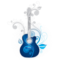 Cool guitar vector | Price: 1 Credit (USD $1)