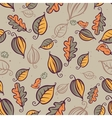 Forest pattern seamless vector image vector image