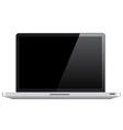 Notebook - Laptop vector image