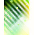 abstract geometric shapes on colors background vector image vector image