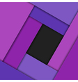 Abstract material design background vector image