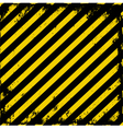 Barricade tape vector image vector image
