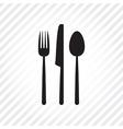 black menu vector image vector image