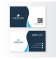 Modern business card free