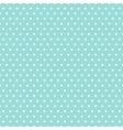 Polka dot background vector image vector image