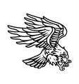 American eagle vintage tattoo template