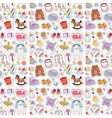 batoys icons cartoon family kid toyshop design vector image vector image
