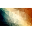 abstract background in retro colors vector image vector image