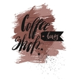 Coffee Shop Logos Badges and Labels Design vector image vector image