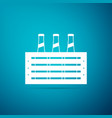 pack of beer bottles icon case crate beer box vector image vector image