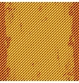 Distressed Striped Background vector image