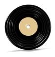 Vinyl icon cartoon sketch vector image