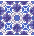 spanish traditional ornament mediterranean vector image