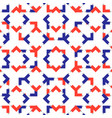 square-pattern-four vector image vector image