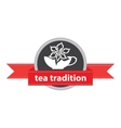 tea tradition vector image vector image