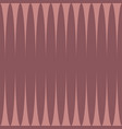 vertical dark pink stripes print vector image vector image