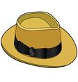 Vintage Hat vector image
