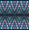 bright colored circles geometric seamless pattern vector image