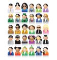 Set of people icons vector | Price: 1 Credit (USD $1)