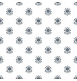 sun energy pattern seamless vector image vector image