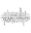 best jobs text word cloud concept vector image vector image