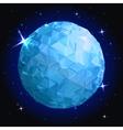 Full Moon 3D vector image