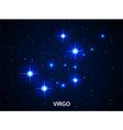 Set of Symbol Zodiac Virgo