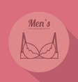 Underwear design vector image vector image